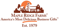 Business Food Gifts by Maple Ridge Farms